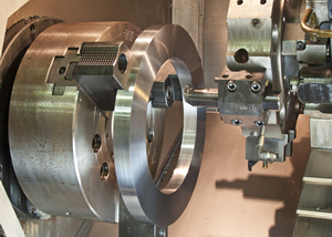 Industrial Automotive Crankshaft Flange