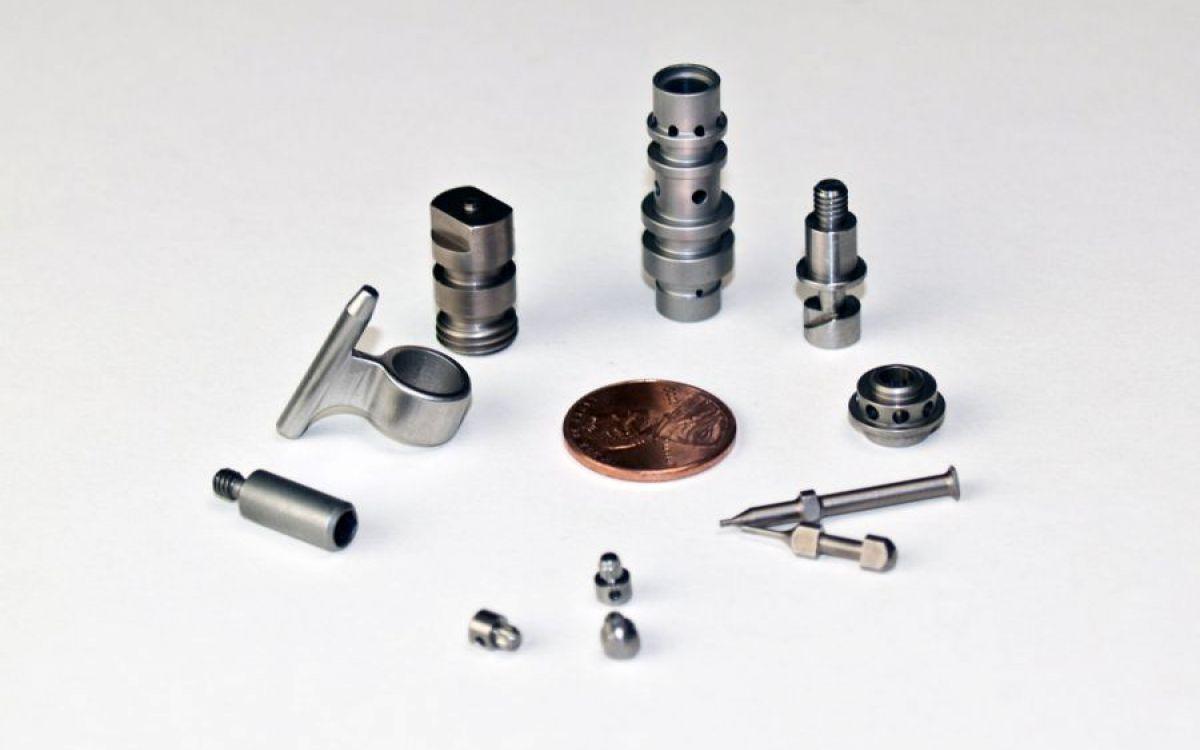 Small Aerospace Parts